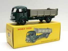 Simca  - Benne Basculante green/silver - 1:43 - Magazine Models - 2576015 - magDT2576015 | Tom's Modelauto's