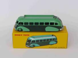 Autocar  - Isobloc green - 1:43 - Magazine Models - 2576018 - magDT2576018 | Toms Modelautos