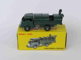 Ford  - Benne green - 1:43 - Magazine Models - 2576038 - magDT2576038 | Tom's Modelauto's