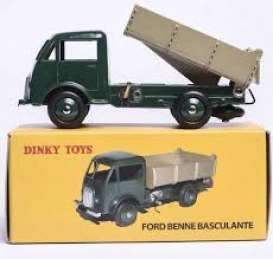 Ford  - green - 1:43 - Magazine Models - 2576050 - magDT2576050 | Tom's Modelauto's