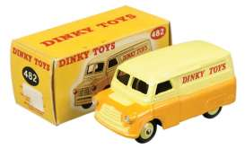 Bedford  - 10 yellow - 1:43 - Magazine Models - 4659102 - magDT4659102 | Toms Modelautos