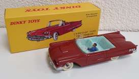 Ford  - Thunderbird red - 1:43 - Magazine Models - 4659104 - magDT4659104 | Toms Modelautos
