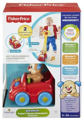 Baby Articles  Fisher-Price - Mattel Fisher-Price - DLD90 - MatDLD90 | Toms Modelautos