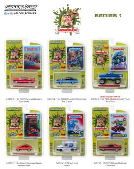 Assortment/ Mix  - various - 1:64 - GreenLight - 54010 - gl54010 | Tom's Modelauto's