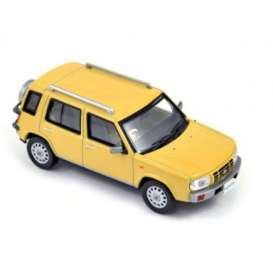 Nissan  - Rasheen Type II 1994 sand yellow - 1:43 - Norev - 420163 - nor420163 | Tom's Modelauto's