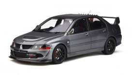 Mitsubishi  - Lancer Evo 2005 grey - 1:18 - OttOmobile Miniatures - ot301 - otto301 | Tom's Modelauto's