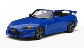 Honda  - S2000 Type S 2007 blue - 1:18 - OttOmobile Miniatures - 312 - otto312 | Tom's Modelauto's