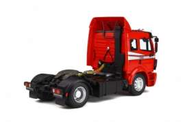 Mercedes Benz  - SK 1748 red - 1:18 - OttOmobile Miniatures - ot290A - otto290A | Toms Modelautos