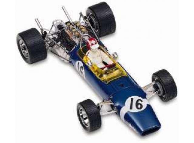 Lotus | Ford type 49 #16 1968 Scottish Blue | 1:18 | Exoto