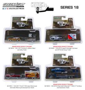 Assortment/ Mix  - various - 1:64 - GreenLight - 32180 - gl32180 | Tom's Modelauto's
