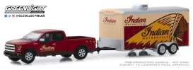 Ford  - F-150 2017 red - 1:64 - GreenLight - 32180C - gl32180C | Tom's Modelauto's