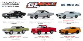 Assortment/ Mix  - various - 1:64 - GreenLight - 13250 - gl13250 | Tom's Modelauto's