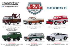 Assortment/ Mix  - various - 1:64 - GreenLight - 35140 - gl35140 | Tom's Modelauto's