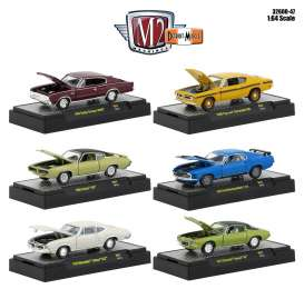 Assortment/ Mix  - various - 1:64 - M2 Machines - 32600-47 - M2-32600-47 | Tom's Modelauto's