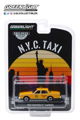 Chevrolet  - Caprice  1987  - 1:64 - GreenLight - 30077 - gl30077 | Tom's Modelauto's