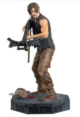Figures diorama - 1:21 - Magazine Models - twd002 - magtwd002 | Tom's Modelauto's