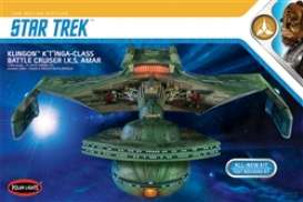 Star Trek  - Klingon  - 1:350 - Polar Lights - POL950M - plls0950 | Toms Modelautos