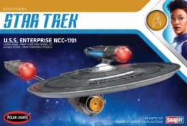Star Trek  - USS Discovery Enterprise  - 1:2500 - Polar Lights - POL0971 - plls0971 | Tom's Modelauto's