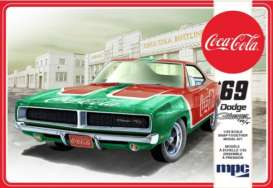 Dodge  - Charger 1969  - 1:25 - MPC - 919 - mpc919 | Tom's Modelauto's