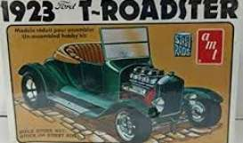 Ford  - Model T 1923  - 1:25 - AMT - s1130 - amts1130 | Tom's Modelauto's