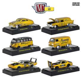 Assortment/ Mix  - various - 1:64 - M2 Machines - 32500-S69 - M2-32500S69 | Tom's Modelauto's