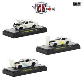 Assortment/ Mix  - various - 1:64 - M2 Machines - 32500-S64 - M2-32500S64 | Tom's Modelauto's