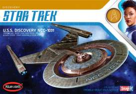 Star Trek  - USS Discovery  - 1:2500 - Polar Lights - 0961 - plls0961 | Toms Modelautos