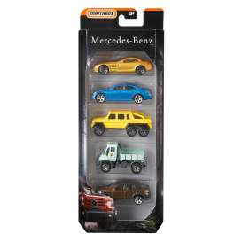 Assortment/ Mix  - various - 1:64 - Matchbox - FYH44 - matFHY44 | Tom's Modelauto's