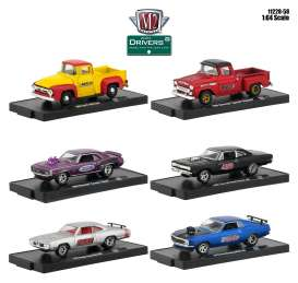 Assortment/ Mix  - various - 1:64 - M2 Machines - 11228-58 - M2-11228-58 | Tom's Modelauto's