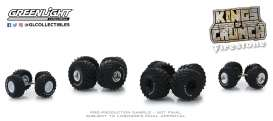 Wheels & tires Rims & tires - 1:64 - GreenLight - 16010A - gl16010A | Tom's Modelauto's