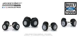 Wheels & tires Rims & tires - 1:64 - GreenLight - 16010B - gl16010B | Tom's Modelauto's