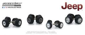 Wheels & tires Rims & tires - 1:64 - GreenLight - 16010C - gl16010C | Tom's Modelauto's