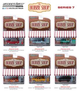 Assortment/ Mix  - various - 1:64 - GreenLight - 97070 - gl97070 | Tom's Modelauto's