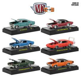Assortment/ Mix  - various - 1:64 - M2 Machines - 32600-48 - M2-32600-48 | Tom's Modelauto's