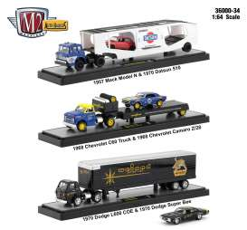 Assortment/ Mix  - Various - 1:64 - M2 Machines - 36000-34 - m2-36000-34 | Tom's Modelauto's