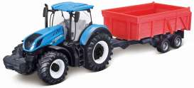 New Holland  - T7.315 blue - 1:32 - Bburago - 31658 - bura31658 | Tom's Modelauto's