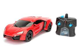 Lykan  - Hypersport 2015 red - 1:16 - Jada Toys - 98546 - jada98546 | Tom's Modelauto's