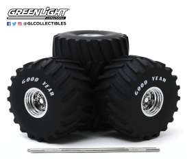 Wheels & tires Rims & tires - 1:18 - GreenLight - 13547 - gl13547 | Tom's Modelauto's