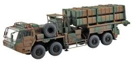 Military Vehicles  - JGSDF Type 12  - 1:72 - Aoshima - 155373 - abk155373 | Tom's Modelauto's