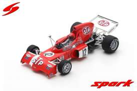 March  - 721x 1972 red/white - 1:43 - Spark - s7165 - spas7165 | Tom's Modelauto's