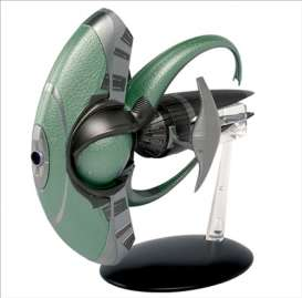 Star Trek  - green/grey - Magazine Models - StartrekSP07 - magStartrekSP07 | Tom's Modelauto's