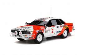 Nissan  - 240 RS 1984 white/red - 1:18 - OttOmobile Miniatures - ot765 - otto765 | Tom's Modelauto's