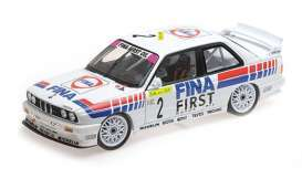 BMW  - 318IS Class II 1994 white/red - 1:18 - Minichamps - 155942602 - mc155942602 | Toms Modelautos