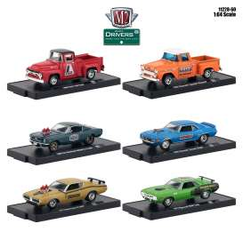Assortment/ Mix  - various - 1:64 - M2 Machines - 11228-60 - M2-11228-60 | Tom's Modelauto's