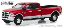 Ram  - 3500 Dually 2018  - 1:64 - GreenLight - 46020D - gl46020D | Tom's Modelauto's