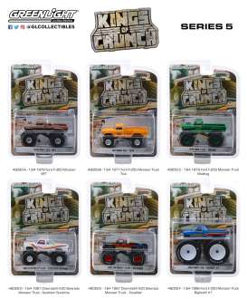Assortment/ Mix  - various - 1:64 - GreenLight - 49050 - gl49050 | Tom's Modelauto's