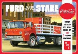 Ford  - C600 *Coca Cola*  - 1:25 - AMT - 1147 - amts1147 | Tom's Modelauto's
