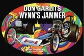 Dragster  - Don Garlits Wynns Jammer  - 1:25 - AMT - s1163 - amts1163 | Toms Modelautos