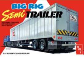 Trailer  - Big Rig Semi Trailer  - 1:25 - AMT - s1164 - amts1164 | Tom's Modelauto's
