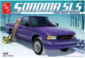 GMC  - Sonoma Pickup 1995  - 1:25 - AMT - s1168M - amts1168M | Toms Modelautos
